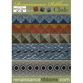 Pack Ribbons Parson Gray