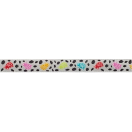 Ribbon Tula Pink Monkey Wrench Mango 38mm