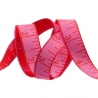 Ribbon Tula Pink-Measure pink -16mm